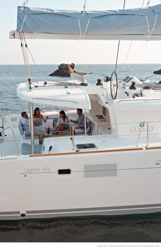 Lagoon 450 - Saint Amour