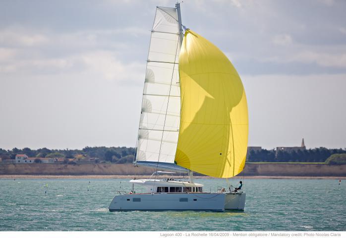 Lagoon 400 S2 - Beaune
