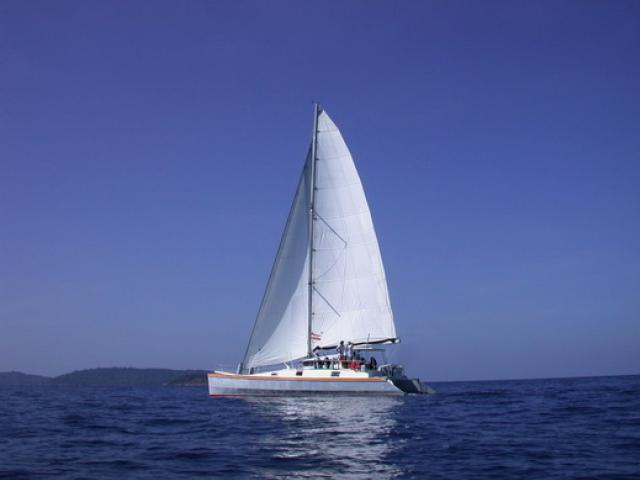 Catamaran 48 - Amadeus