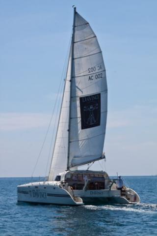 Catamaran - DaVinci