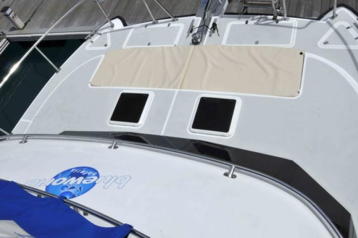 Catamaran - Blue World