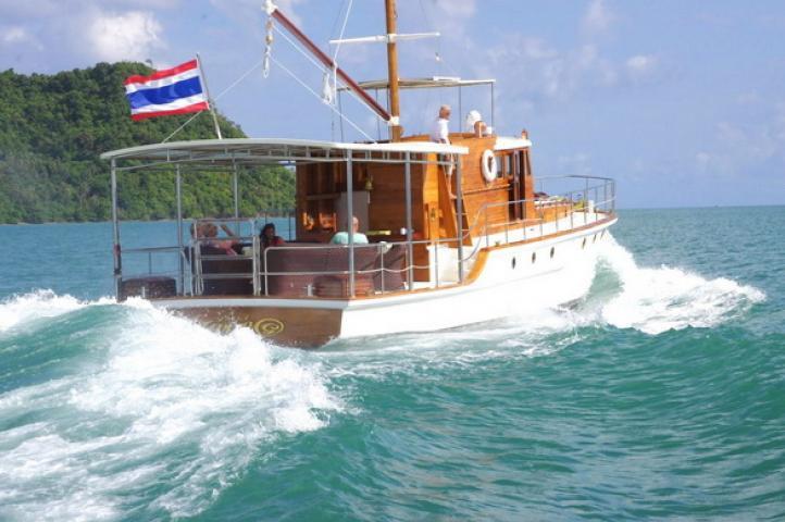 Motor Yacht - Marie G