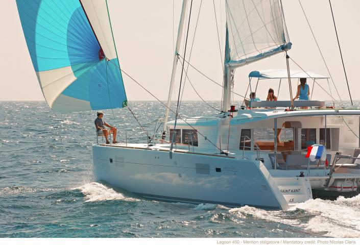 Lagoon 450 - Fidelio