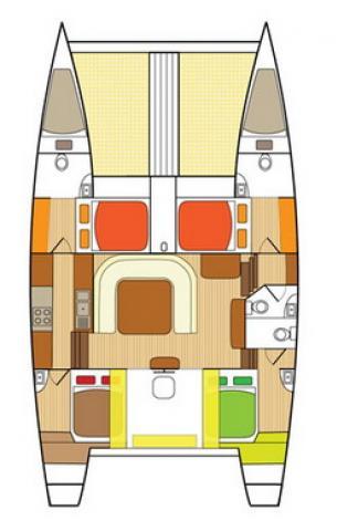 Catamaran 48 - Mozart