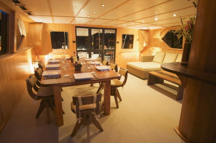 Catamaran - Shangani