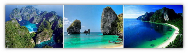 Phi Phi Island Speedboat Tour